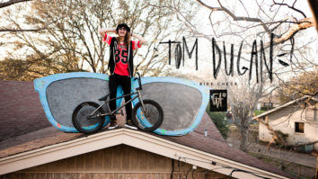 Tom Dugan Bike Check