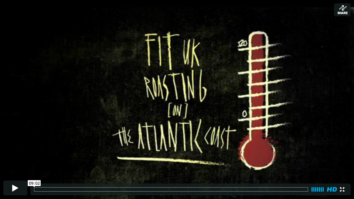 Fit UK: Roasting the Atlantic Coast