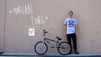 MORGAN LONG BIKE CHECK - FEBRUARY 2013
