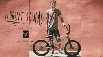 Florent Soulas Bike Check June , 2013