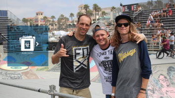 Brian, Hucker, and Tom