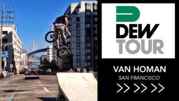 Van Homan at Streetstyle Practice