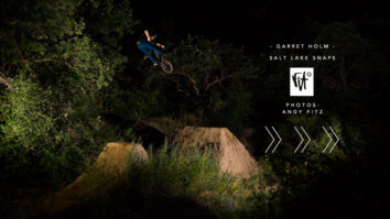GARRET HOLM, SALT LAKE CITY - LOOKBACK