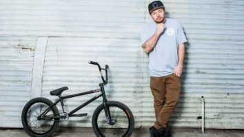 SHAWN MAC BIKE CHECK ESPN - JANUARY 2014