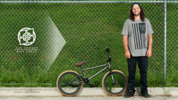 Dan Conway Bike CHeck - June 2014