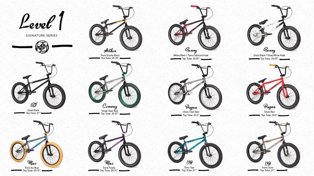 Fit Bike Co 2015 Complete Bikes Ride Bmx