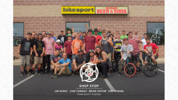 Bikesport Shop Stop in Trappe, PA - July 13, 2014