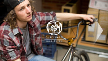 Chris Harti - Aug. 2014 Bikecheck