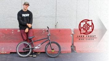 Jake Frost Bike Check - Oct 2014