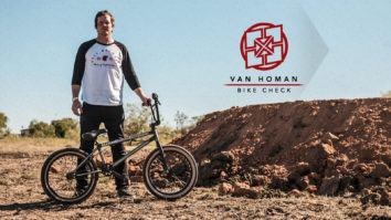 Van Homan Bike Check - Nov. 14