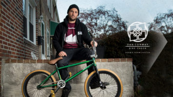 Dan Conway Bike Check - Dec 2014