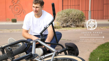Jordan Hango Bike Check - March 2015
