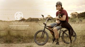 Chris Harti Bike Check 3.10.15