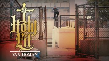 HOMAN SAVES – HOLY FIT