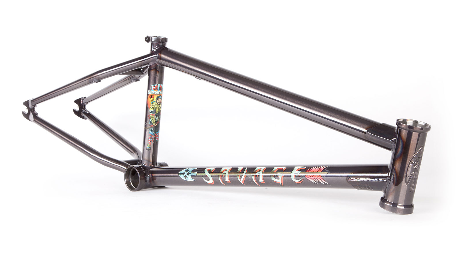 Know Your Roll - Fit Savage Team Frame | Ride BMX