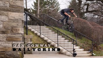 CONWAY GOT GRINDS