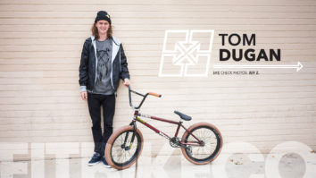 Tom Dugan - June 2016 Bike Check