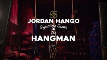 THE HANGMAN DROPETH