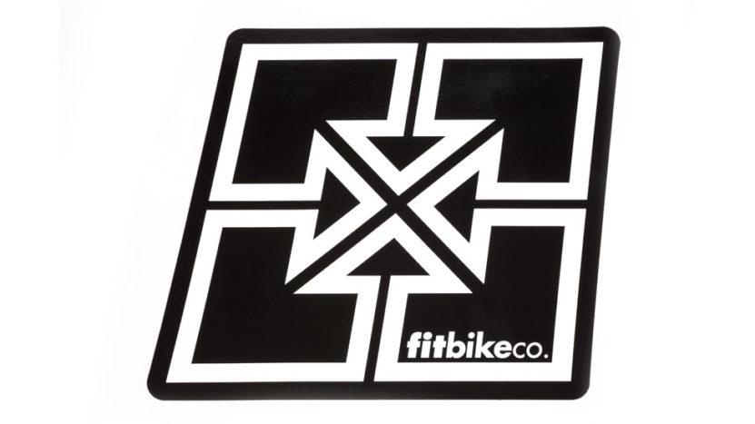Fit Bike Co Sticker